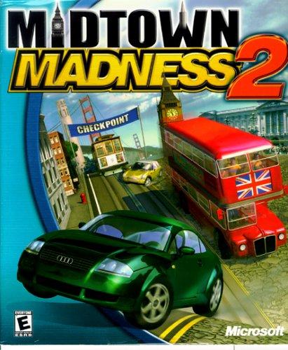 تفضلوا اخواني انها Midtown Madness